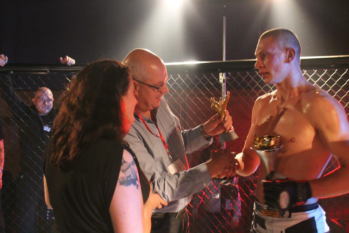 WLC2 Bloody Revenge Marian Strus vs Adrian Bober Wojciech Wałoszek (Copy)