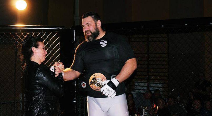 Wojciech Buliński mistrzem wagi ciężkiej WLC
