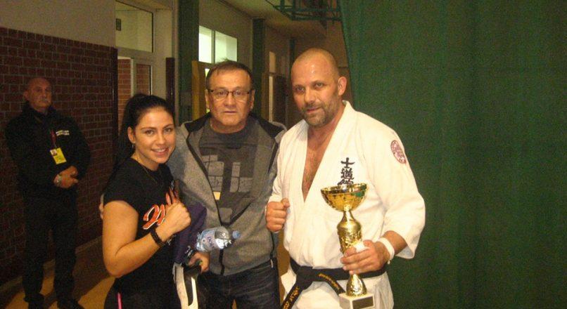Grzegorz Chałubiński wystąpi na Polish Pro Karate Championship w Wiśniowej Górze