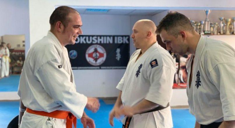 Piotr Pasiewicz wystąpi na gali Polish Pro Karate Championship w Wiśniowej Górze