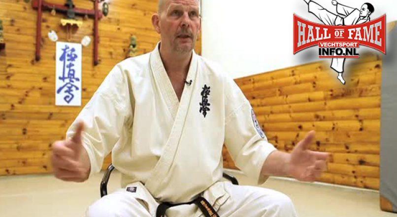 Legenda Karate Kyokushin i MMA Gerard Gordeau na Polish Pro Karate Championship w Wiśniowej Górze.