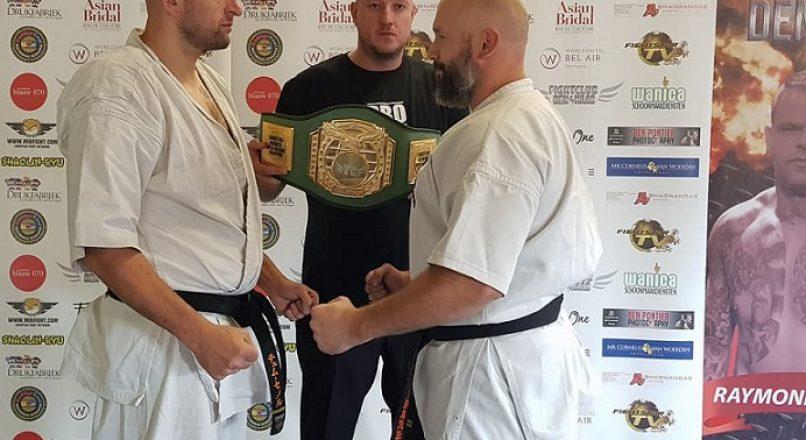 Polish Pro Karate Championship: Cem Senol vs Kamil Bazelak
