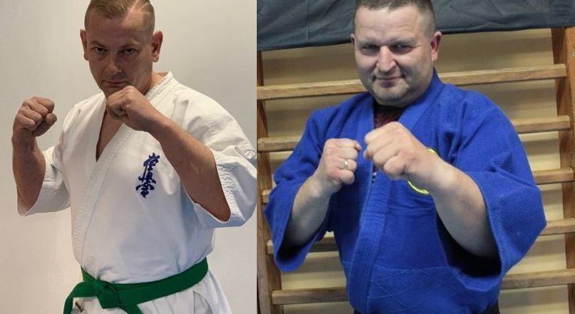 Polish Pro Karate Championship: Grzegorz Wiśnik vs Jarosław Krzeszewski