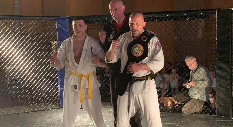 Pro Karate: Grzegorz Chałubiński vs Artur Kędzierski