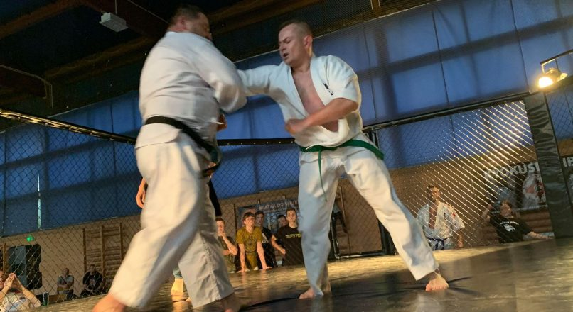 Pro Karate: Grzegorz Wiśnik vs Jarosław Krzeszewski