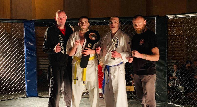 """Blood Sport"" podczas gali Polish Pro Karate Championship. Zobacz film!"