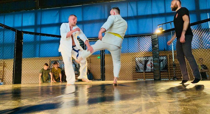 Pro Karate: Przemysław Kubiak vs Dominik Dankowski