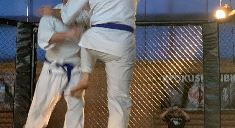 Pro Karate: Tomasz Turowski vs Grzegorz Pawłowski