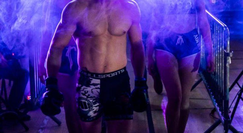 Federacja WLC MMA/Kamil Bazelak, Grzegorz Prokop, Mateusz Bazelak