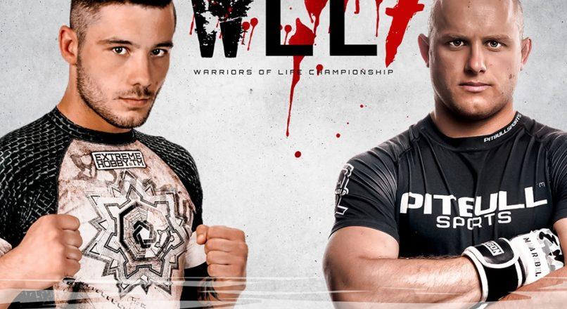 WLC7: Paweł Kiecana vs Łukasz Pokutyński