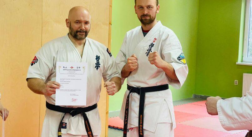 Kamil Bazelak nominowany na 3 Dan Ju-Jitsu