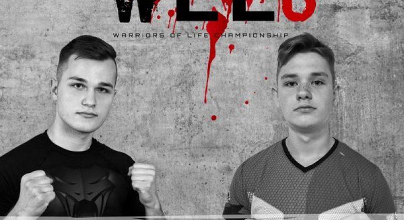 WLC 8: Kamil Andruszkiewicz vs Bartłomiej Kłysz